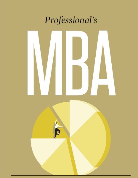 What are the benefits of a part-time MBA program at Loyola University Maryland?